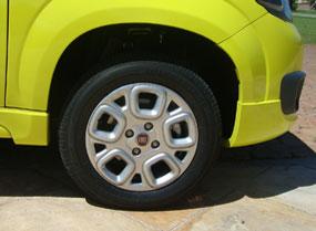 Nuevo Fiat Uno Attractive