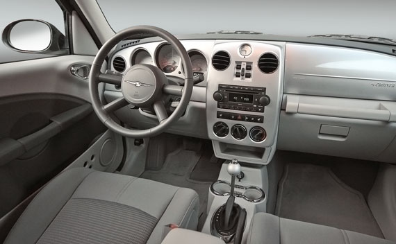 Nuevo PT Cruiser Touring  16 Valvulas