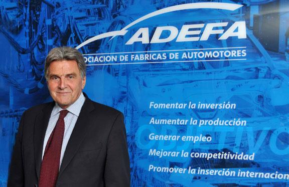 Producción de Automóviles en el primer trimestre 2012