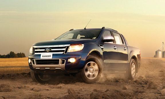 nueva ford ranger desde 138300 pesos