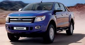 Nueva Ford Ranger versiones equipamiento precios