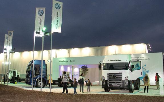 Volkswagen Camiones y Buses en Tecnopolis