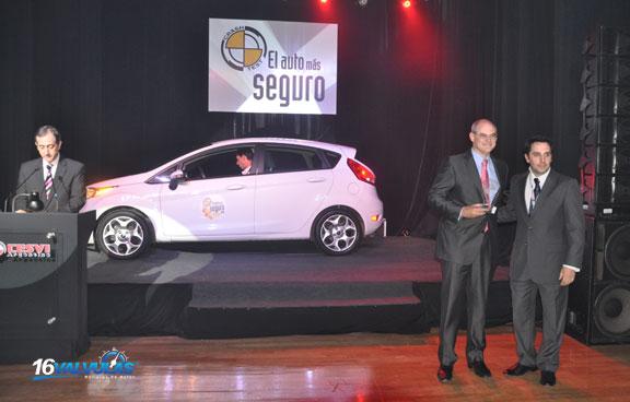 Ford Fiesta Kinetic Design el Auto más Seguro
