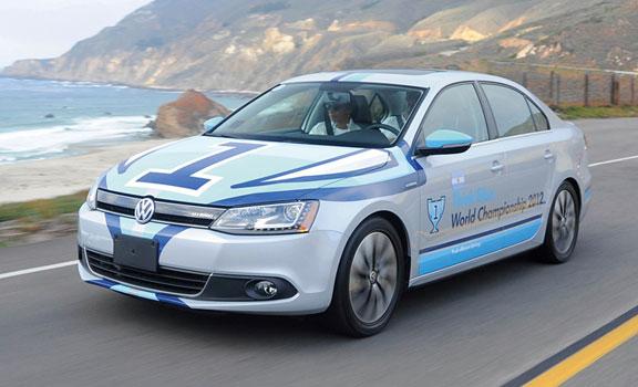 Volkswagen Jetta Híbrido