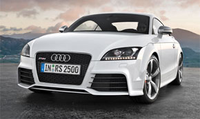 Audi TT RS motor del año