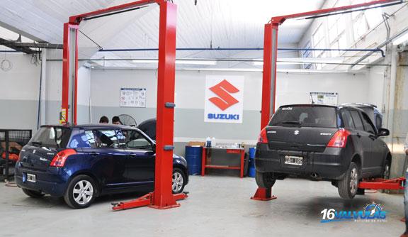 Suzuki realizó su primer Free Check Up Campaign en Argentina