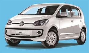 Volkwagen up!: versiones, equipamiento y precios