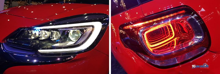 nuevo DS3 luces-full-Led