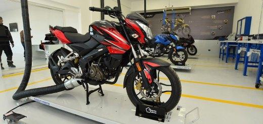 Corven Motos inauguró un nuevo Centro de Capacitación