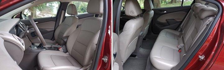 Nuevo Chevrolet Cruze 5