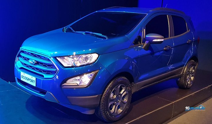 nueva ford ecosport freestyle