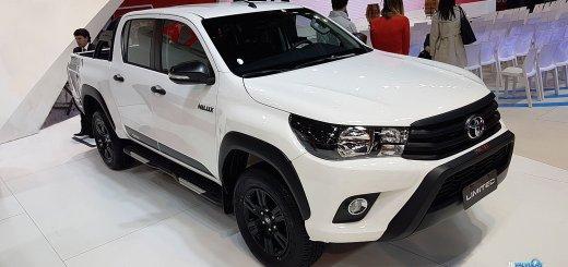 Toyota Edición Especial Hilux Limited