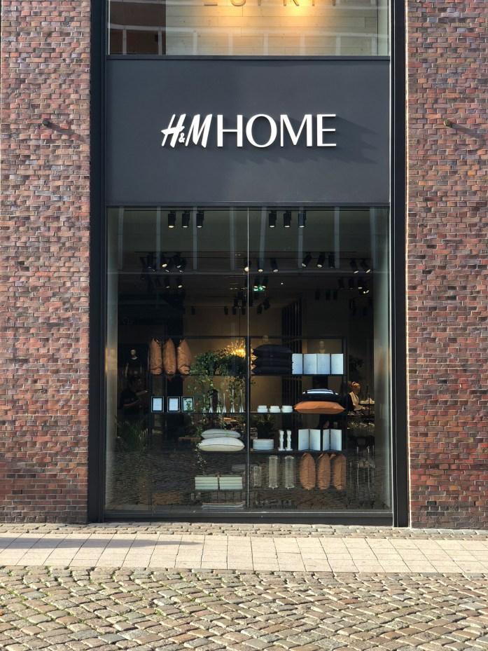 Werbung Hm Home Der Vierte Store Weltweit Jetzt Bei Uns In
