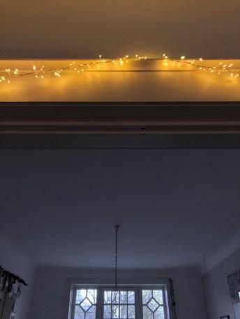 Lichterkette warmweiß