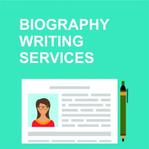 Artist Biography Writing