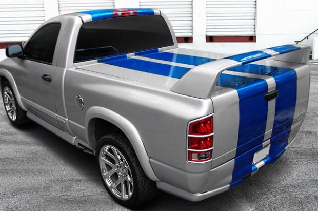 Image result for truck Spoilers
