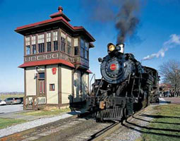 The Strasburg Railroad