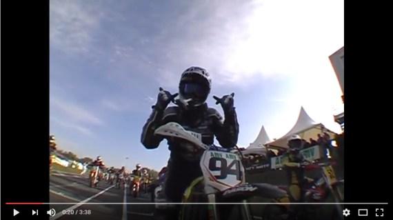 Supermotard vidéo 2007 saint laurent de mure