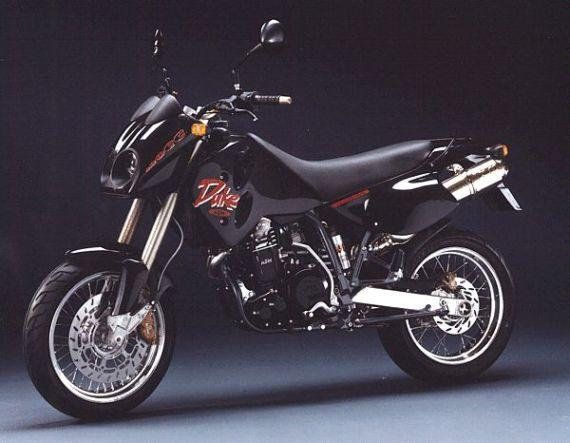 Supermotard KTM Duke origine