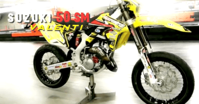 VIDEO: Suzuki 50 SM Valenti