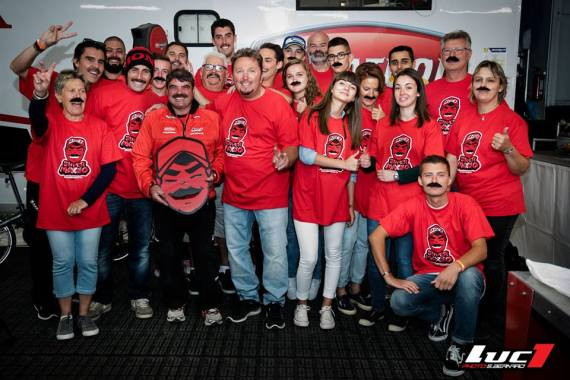 super mario supermotard moustache party
