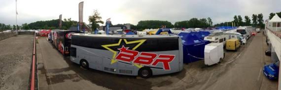 bus motorhome paddock supermotard
