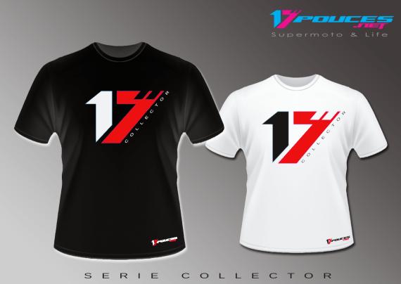 tee shirt supermotard collector 2018