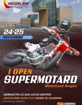 [RACE] Open Supermotard de Motorland-Aragon 24 et 25 novembre