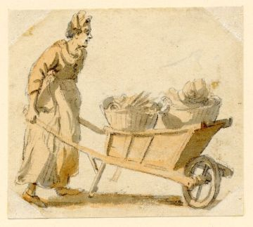 Paul Sandby Mid 18thc British