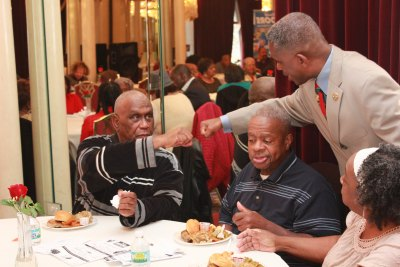 David Moore 2016 - 17th Ward Senior Appreciation Luncheon - #5