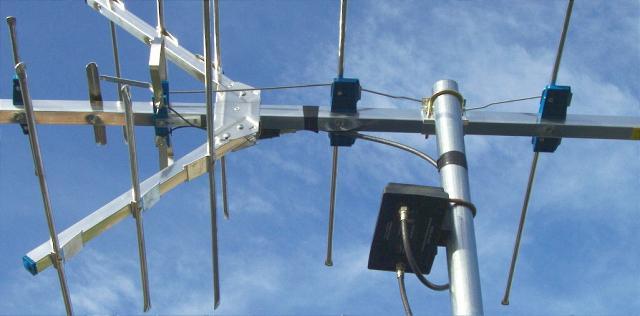 Tv Aerial Box Wiring