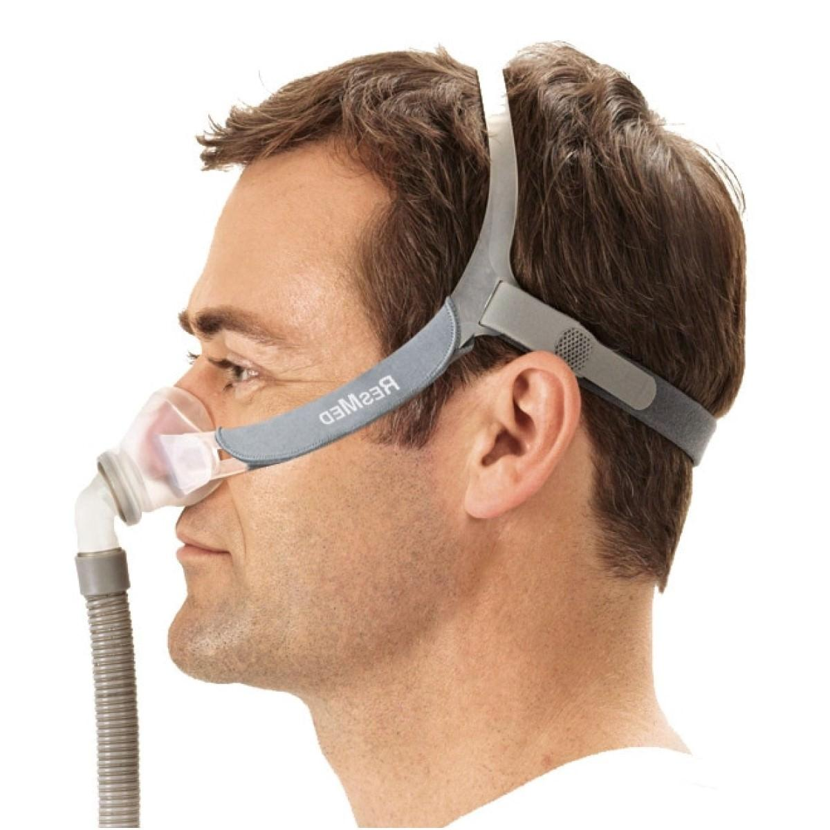 swift fx nano nasal cpap mask by resmed