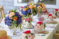 Summer Tea Party Ideas & Decorations   Petal Talk
