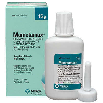 Mometamax   Ear Antibiotic for Dogs - 1800PetMeds