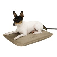 Lectro-Soft Outdoor Heated Dog Bed - 1800PetMeds