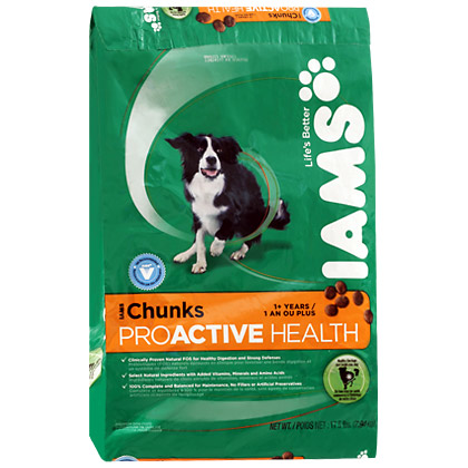 ... ProActive Health Chunks Adult Dry Dog Food (Click for Larger Image