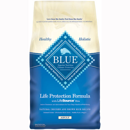 Blue Buffalo Adult Dry Dog Food | All-Natural Dog Food - 1800PetMeds