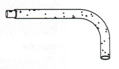 Right Horizontal Tube for the 12' SPORTSPOWER Enclsoure