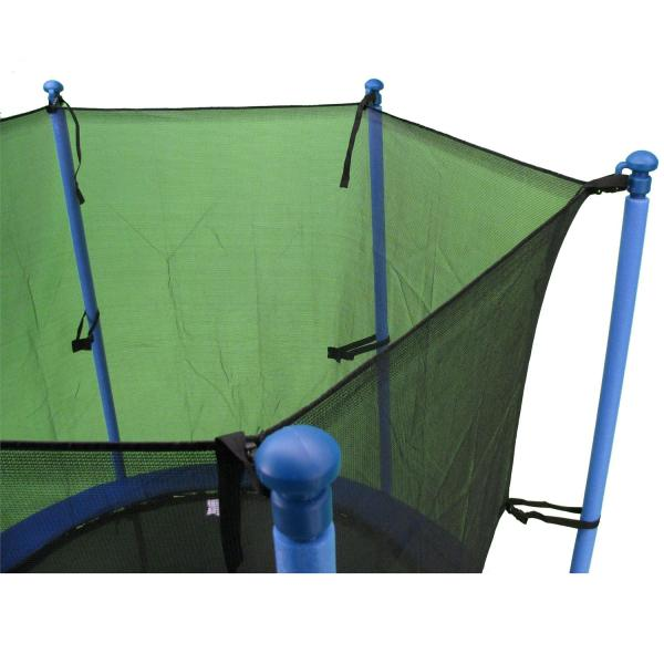 14' Upper Bounce Trampoline And Enclosure Combo