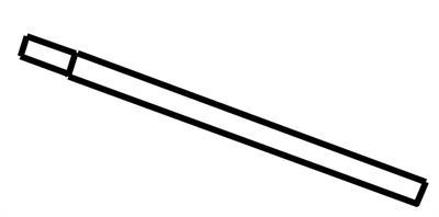 Vertical Leg Extension for the 12' SPORTSPOWER Model TR-12