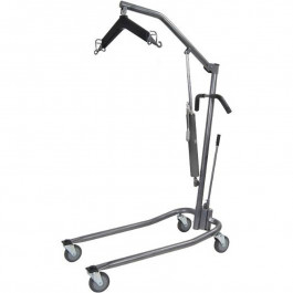 Drive Hydraulic Deluxe Silver Vein Patient Lift