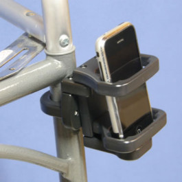 Cell Phone Holder for Walkers  Wheelchairs