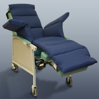 WaterResistant Geri Chair Overlay  1800wheelchaircom
