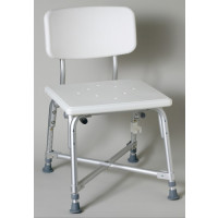handicap shower chair amazon ergonomic office chairs seats bathroom tub medline bariatric bath bench with back