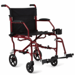 Transport Chair Walgreens Movie Theater Lightweight Wheelchairs Chairs 2daysdelivery1 Medline Ultralight