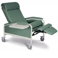 geriatric chair for elderly reclining accent geri chairs hospital recliners on sale winco 6540 xl bariatric clinical recliner