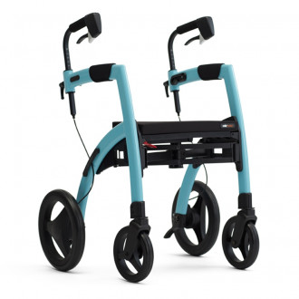 drive shower chair parts office not revolving rollz motion2 rolling walker & transport wheelchair | all-in-one