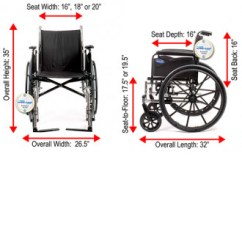 Wheel Chair Dimensions Massage Retailers Invacare Tracer Sx5 Manual Wheelchair 1800wheelchair Com Folded And Sizes Of