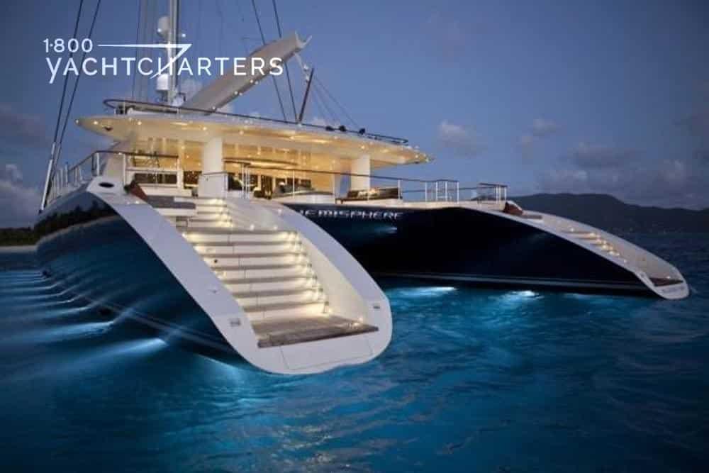 BLACK SWAN Luxury Yacht Charter 1 800 Yacht Charters