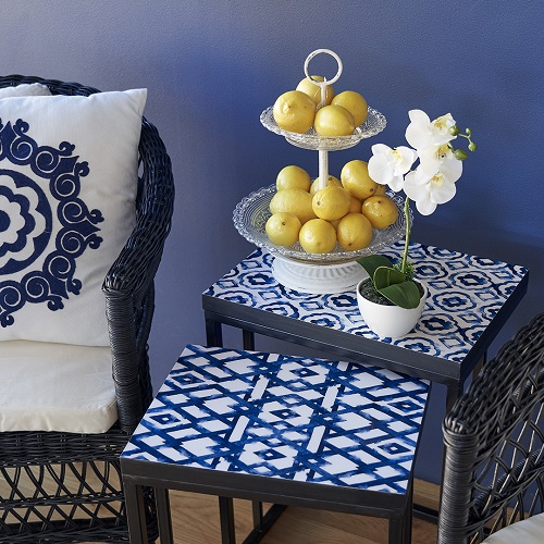five side table decor ideas for living room